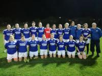 Ladies start Championship Campaign.