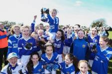 Girls U14 Feile Winning team
