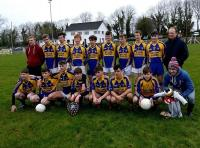 Kilmichael Under 16 County Champions
