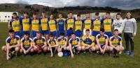 Kilmichael U21 Team 2018