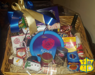 4 Christmas Hampers to be won in Monday nights Lotto 19-12-16