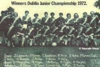 1972 junior champions
