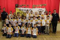 Bandon U8 Team Award Night