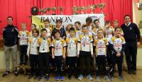 Bandon U9 Team Award Night