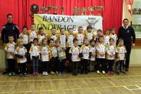 Bandon U6 Team Award Night