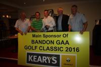 2016 Bandon GAA Golf Classic