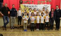 Bandon U7 Team Award Night