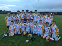 2017 U12 Rebel Og West Hurling League Champions