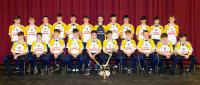 Club Presentation - 2017 U15 Hurling Team