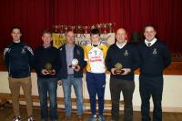 Bandon U14 Coaches & County Final Captains