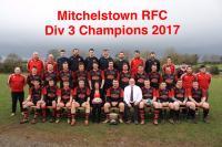 J1 Division 3 Champions 2016-2017