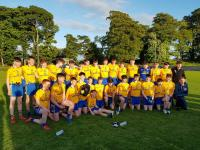 U16 League Division 2 Winners 2018