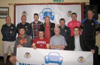 Sponsorship Presentation Night with Micks Garage