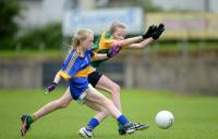 Tipperary v Meath - All Ireland Ladies Football U14 'B' Championship