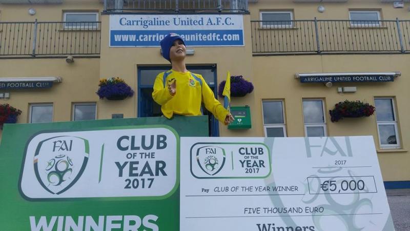 c888e06d7a6 Carrigaline United AFC - Official Website
