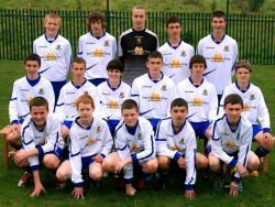 U16 Division 1 Champs