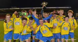 CSL U15 Cup Winners