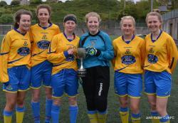 U16 CWSSL Cup Winners 2017