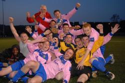 MSL Division 2 Champions 2010/11