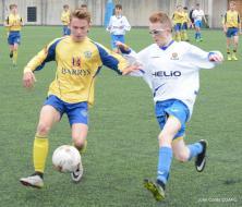 U15 win Semi Final