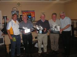 2nd Prize - Frank Kelleher, PM Cooney, Tony Whitnell
