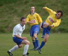 FAI Intermediate Cup Semi-Final v Blarney April 2006