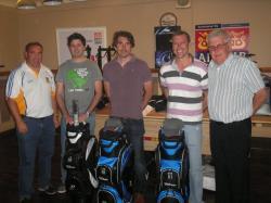 1st Prize - Rob Cogan, Declan Owens, Mark Wynman