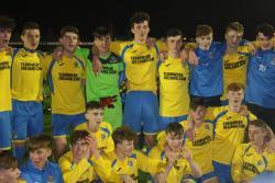 2017  Gussie Walsh Cup Winners