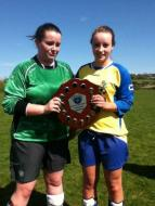 U18 Girls League win