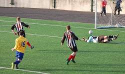MSL League Game Dec 2011