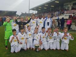CSL U13 Cup Winners