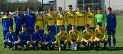 2017 FAI Umbro National Cup Finalists