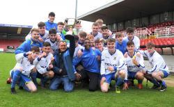 Murphy Cup Winners