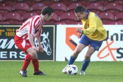 FAI Cup 3rd Round v Sligo Rovers 2006