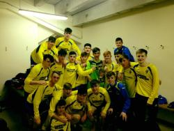 U17 League Cup Winners