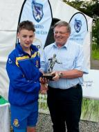 Killian Player of Tournament