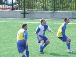 Juniors v Corinthians 2009
