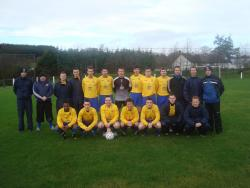 FAI Intermediate Cup 3rd Round v Drumkeen United (Donegal) 4/12/2011