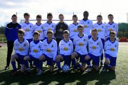 Under 14 National Cup Quarter Final Team