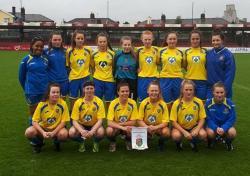 CWSSL U16 Cup Winners