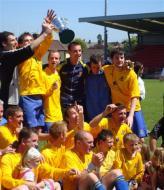 MSL Junior Super-Cup Winners 2010