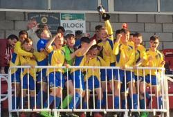 CSL U12 Cup Winners