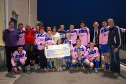 Cork ARC Cancer Support House donation