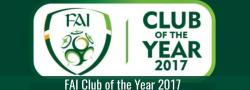 FAI Club of the Year Finalist 2017