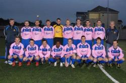 October 2010 - launch of special new kit for Cork ARC Cancer Support House