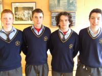 West Cork Schools Maths Quiz 2008