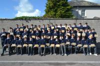 Junior Cert students 2018