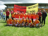 2008 U10 Community Games Connacht champions 2008
