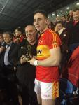 Our Man of the Match Paddy Durcan