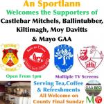 An Sportlann welcomes the County IFC & SFC Finalists